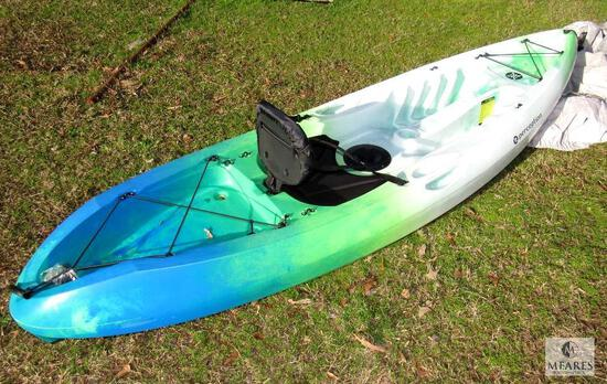 2017 Perception Tribe 9.5' BS Heyday Kayak