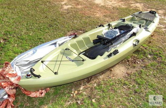 Lifetime 11' Weber Sit-on-Top 132 Fishing Kayak