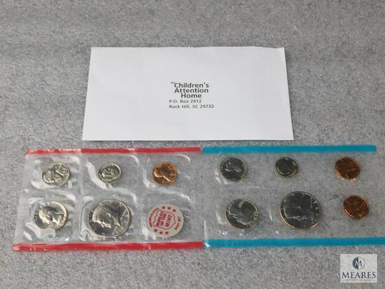 1972 Mint Set