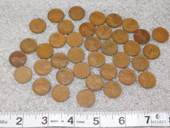 Over 1/4 lbs 1916-D Lincoln Cents