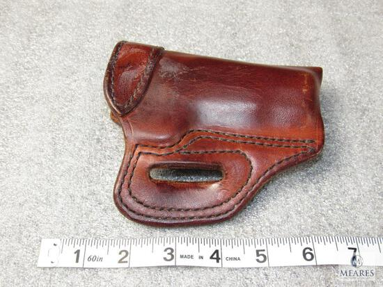 Kramer leather concealment holster fits Colt 1911 Commander