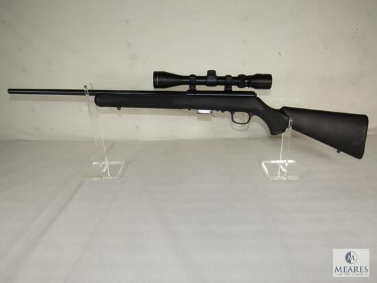Savage 93R17 .17HMR Bolt Action Rifle with Scope