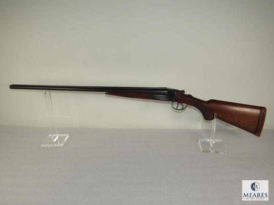 Montgomery Ward / Ithaca Western Field Deluxe Double Barrel 16 Gauge Shotgun