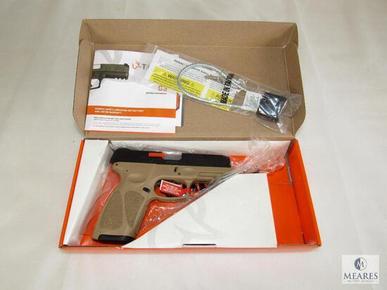 New Taurus G3 9mm Semi-Auto Pistol