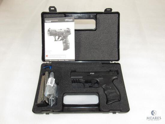 Walther P22 .22 LR Semi-Auto Pistol