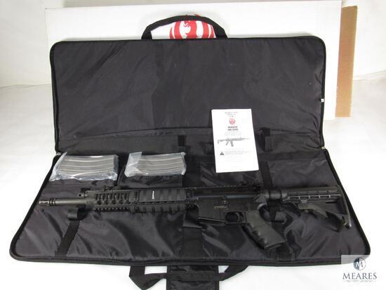 Ruger SR-556 5.56 NATO AR-15 Semi-Auto Rifle