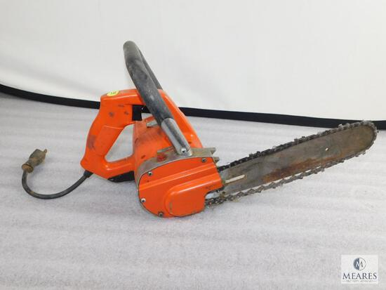 "Village Blacksmith Electric 10"" Chainsaw"