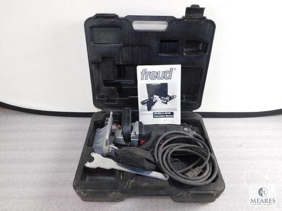 "Freud 4"" Joiner with Case, Wrench, and Manual"