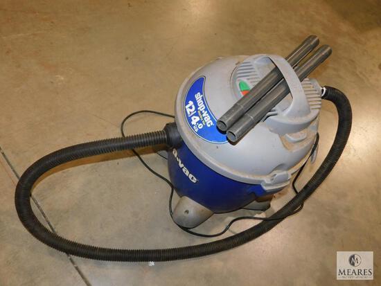 Shop Vac Wet/Dry 12 Gallon 4 HP