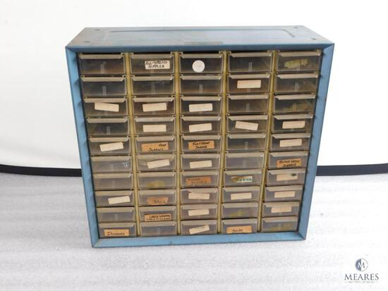 50 Drawer Parts Storage Bin some Fasteners included