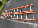 Werner 24' Extension Ladder
