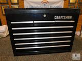 Craftsman 8 Drawer Tool Chest with some Tools
