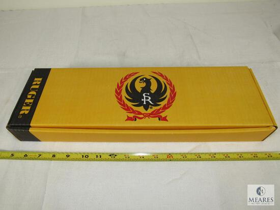 "Yellow Factory Ruger Box for 10"" Barrel Pistols"