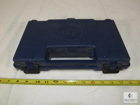 Vintage Colt Blue Plastic Hard Case