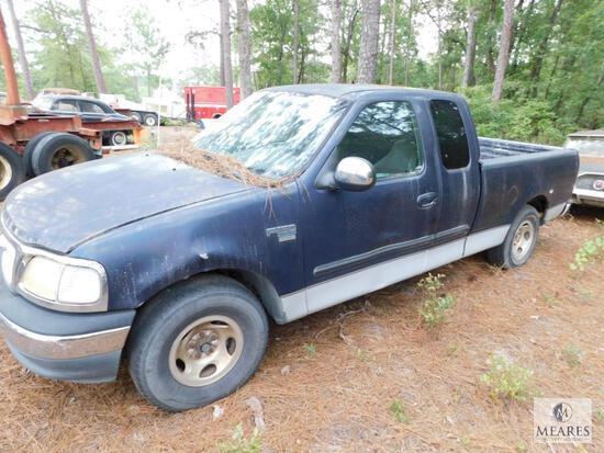 1999 Ford F-150 Pickup Truck, VIN: 1FTRX17W2XNB58999