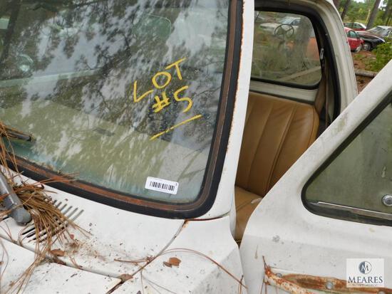 1986 Dodge D350 Pickup Pickup Truck, VIN: 1B6MD34W9GS058309