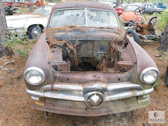 Ford Custom - VIN: B0CS188904