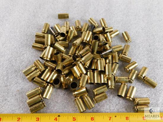 Approximately 100 Count .40 S&W Brass Tumbled Once Fired