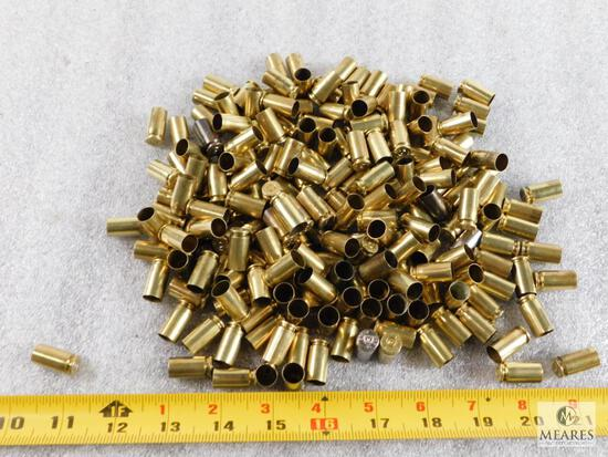 Approximately 200 Count .40 S&W Brass Once Fired