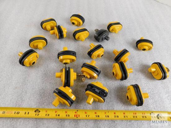 Lot of Approximately 18 Gun Trigger Locks