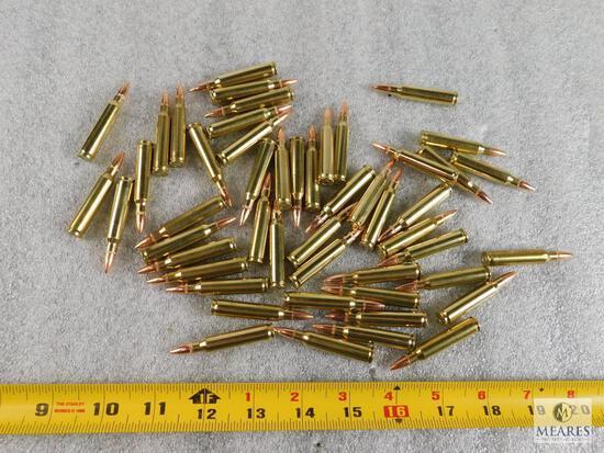 50 rounds - 223 Rem - 55 grain FMJ