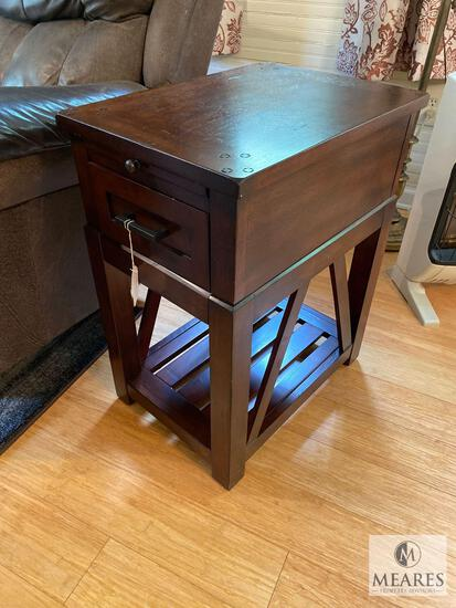Panama Jack End Table