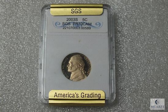 2003-S Jefferson Nickel