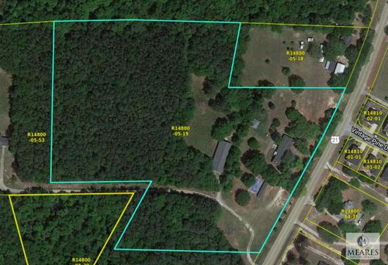 Home on 12.96 Acres with 4,000 sq ft Building