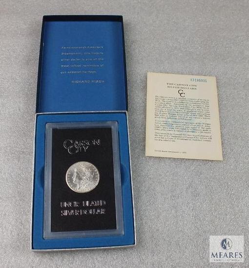 Florida Coin Collection - Auction #3 - 12% BP