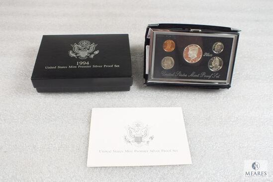 1994 United States Mint Premier Silver Proof Set