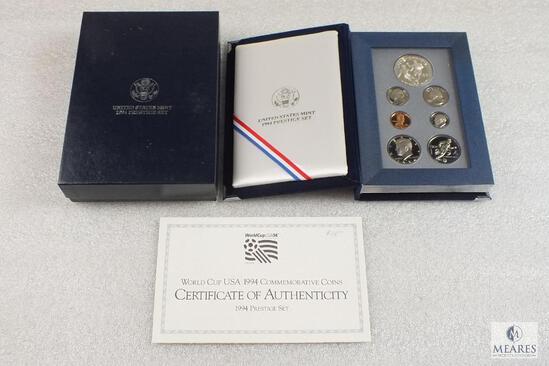 1994 World Cup USA Commemorative Coins Prestige Set
