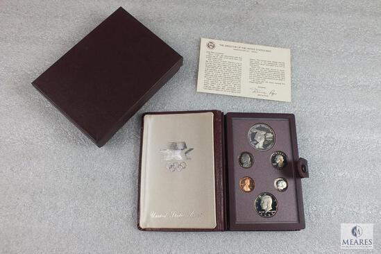 US Mint 1983 Prestige set - Olympics
