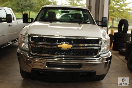 2012 Chevrolet 2500HD Service Truck w/Knapheide Body