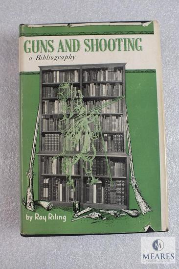 Guns and shooting hardback by Ray Riling