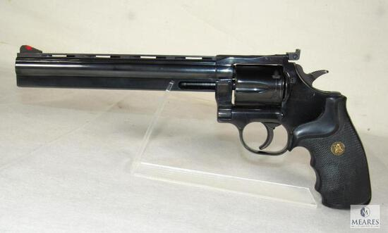 "Dan Wesson .357 Mag Double Action 8"" Barrel Revolver"