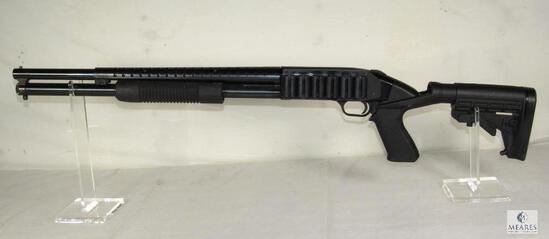 Mossberg 500A 12 Gauge Tactical Pump Action Shotgun