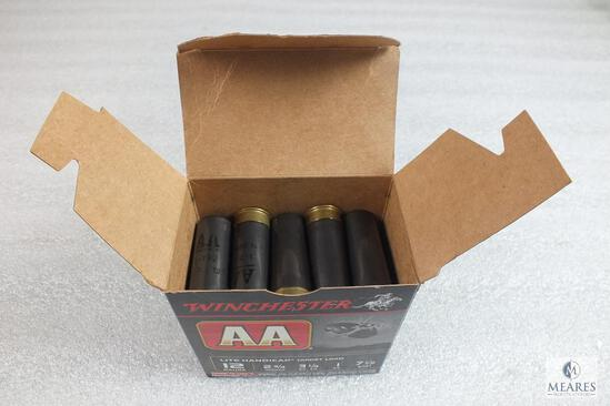 "20 Winchester AA 12 Gauge Shotgun Shells 7-1/2 Shot 1 oz 2-3/4"" Target Load"