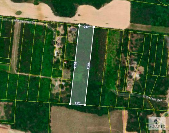 5.7 Acres - Stateburg Township - Sumter County, SC