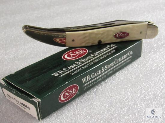Case XX 2007 #610098 SS Large Texas Toothpick Stainless in Original box