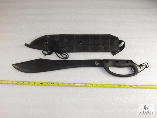 Colt Spear Tactical Machete CT578 with Nylon Tactical Sheath