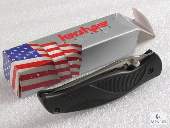 Kershaw Ken Onion Design Quick Assist Whirlwind 1560 Folder Knife