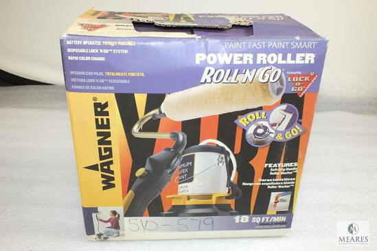 Wagner Power Roller Paint'N Go Paint System