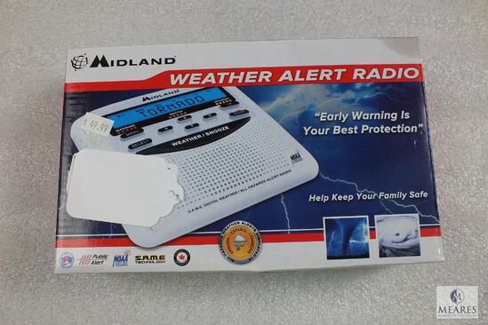 Midland Digital Weather Alert Radio