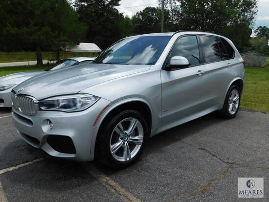 2014 BMW X5 Multipurpose Vehicle (MPV)