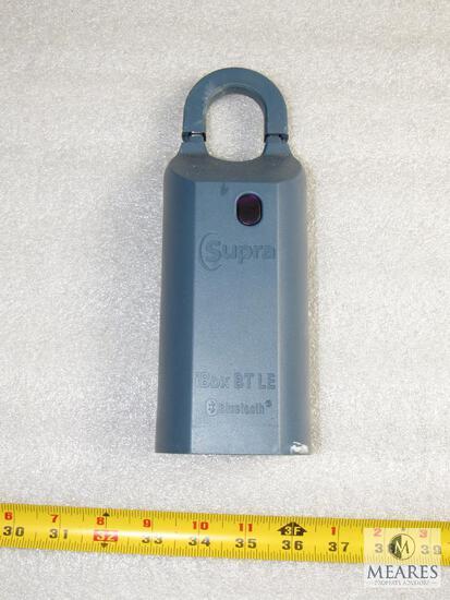 Supra iBox BT LE Model 002142 Bluetooth lockbox