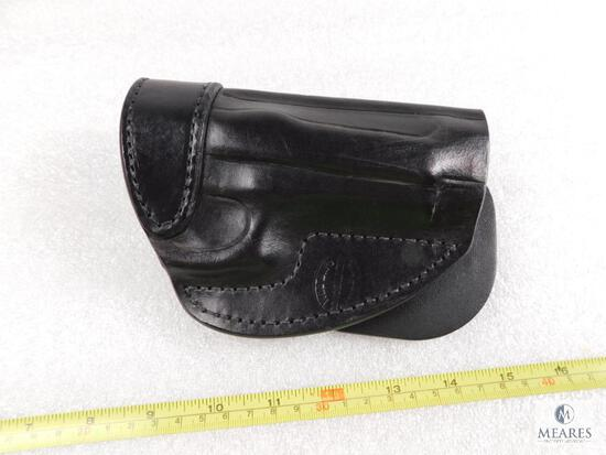 G-Code leather paddle holster fits Beretta, 92,96