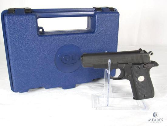 Colt Government PocketLite Blue .380 Auto Semi-Auto Pistol