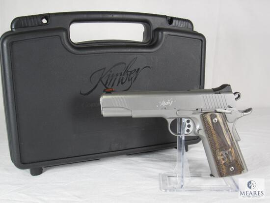 New Kimber 1911 30th Anniversary QDMA .45 ACP Semi-Auto Stainless Pistol