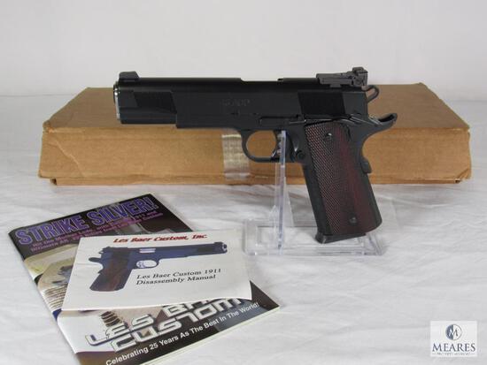 Les Baer 1911 Custom Premier II Super-Tac .45 ACP Semi-Auto Pistol