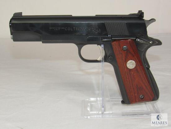 Colt 1911-A1 Series 70 ACE Conversion .22 LR Semi-Auto Pistol